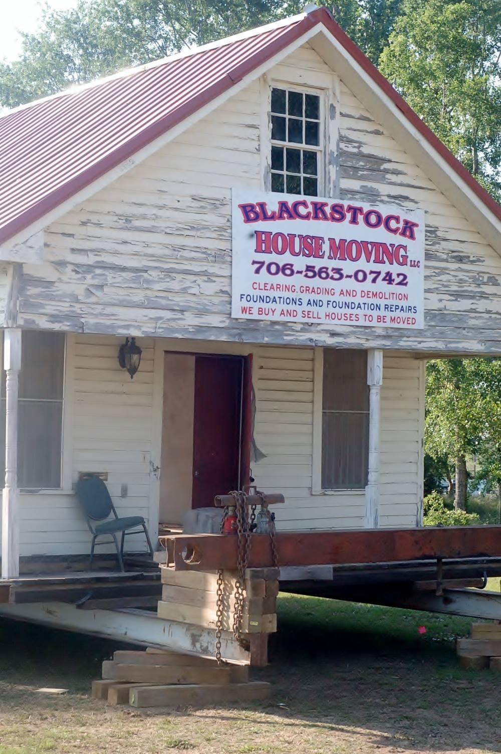 The historic Jones Family Store