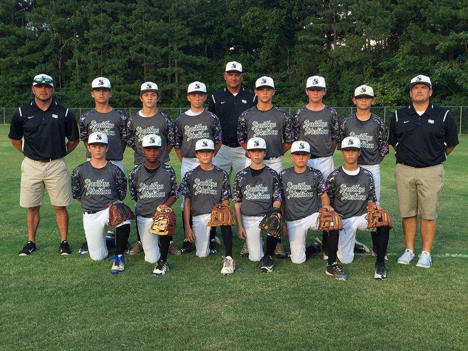 Smiths Station 11-12 All Stars