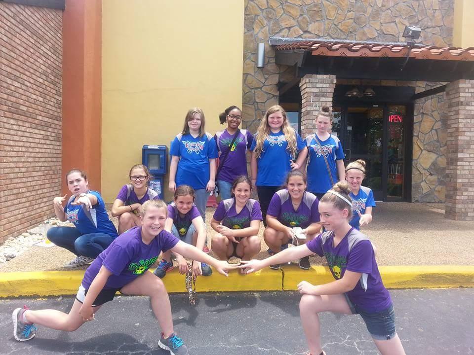 Smiths Stations 12U girls team headed to World Series