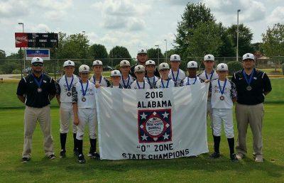 Alabama State Champions!!!