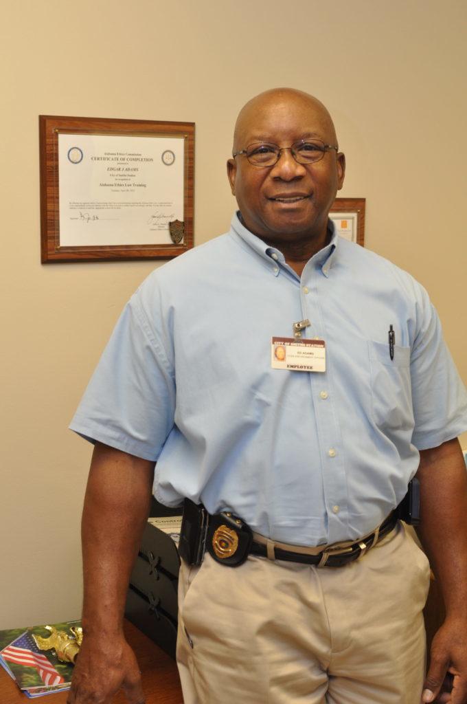 Ed Adams City Code Enforcement Officer