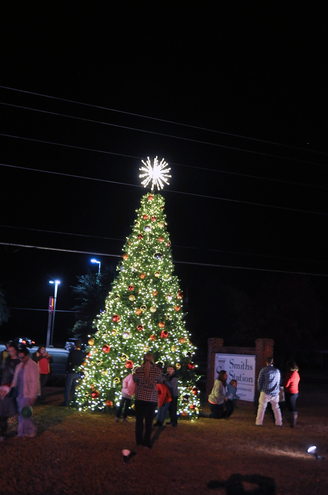 Smiths Station Christmas Tree Lighting – December 4th