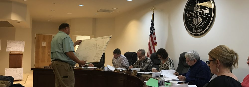 Smith Station Commission Meeting